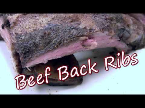 AmeriQue- Cookshack's Beef Back Ribs