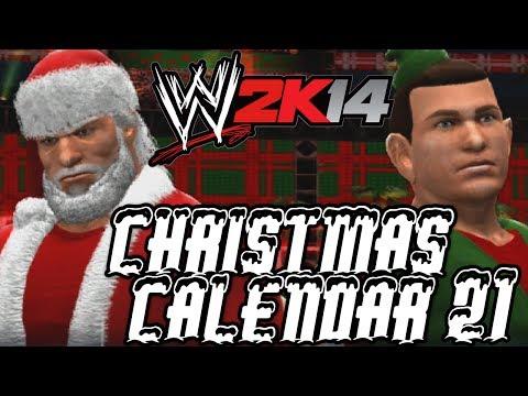 WWE 2K14 - Christmas Calendar: 21st December 2013