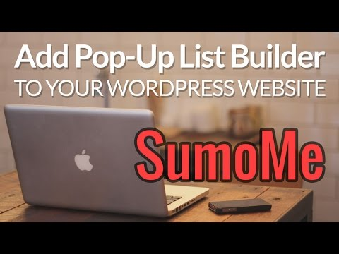 How to Add Pop-Up Email List Builder to Your WordPress Website