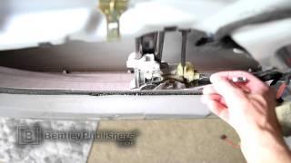 BMW 5 Series (E39) 1997-2003 - Rear window regulator - DIY Repair
