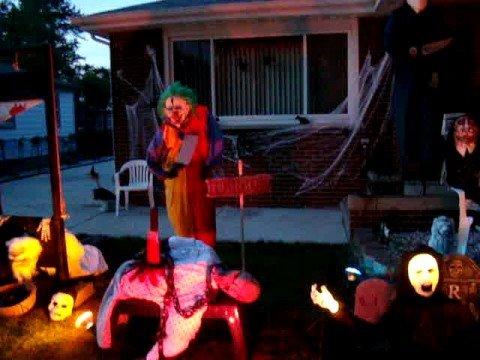 Halloween Decorations My Spooky Yard 2008