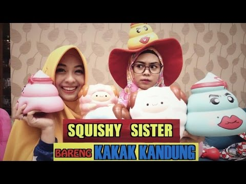 SQUISHY SISTER with SISTER part1 - Ria Ricis