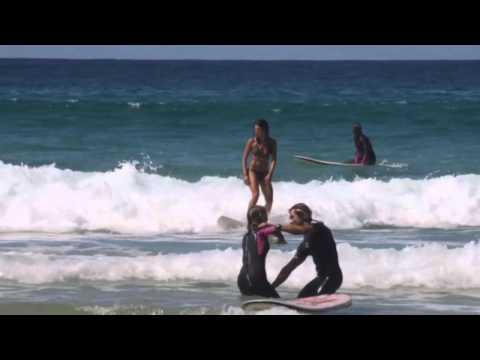 Sydney English Academy (SEA) Weekend Surf Camp