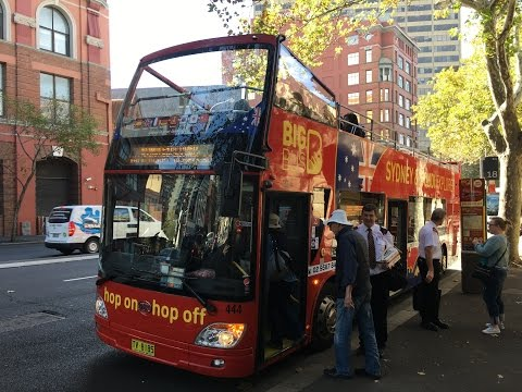 BIG BUS SYDNEY EXPLORER Bondi & Bays Tour