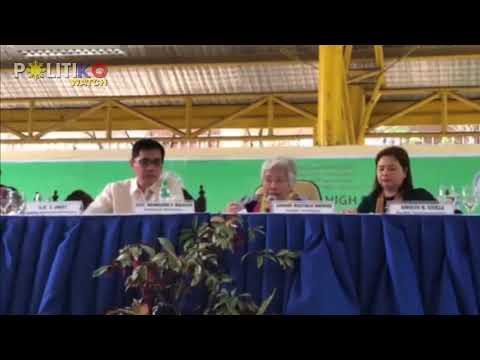 Briones: Positive drug test not basis for kicking out students, faculty