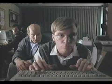 Pirates of Silicon Valley scene -