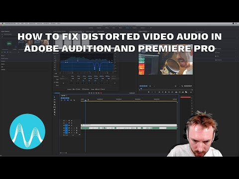 How to Fix Distorted Video Audio in Adobe Audition and Premiere Pro