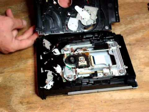 How to Replace a Playstation 3 Laser