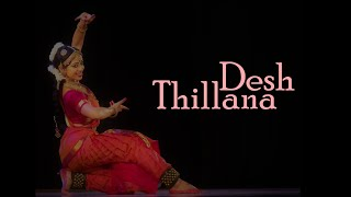 Desh Thillana - Apoorva Jayaraman