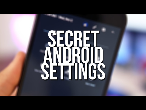 10 Android HIDDEN SECRET Settings & HACKS - Hidden Android Features 😃