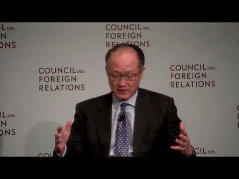 Clip: Jim Yong Kim on Why Health and Education Matter for Economic Growth