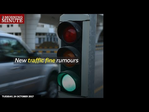 New traffic fine rumours