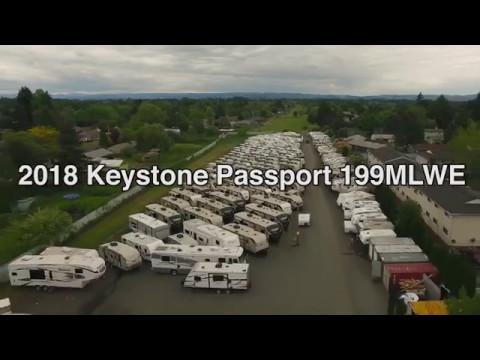 2018 Keystone Passport 199MLWE