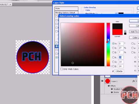 How To Make A Watermark In Adobe Photoshop CS4