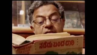 Documentary on Girish Karnad - Part 1