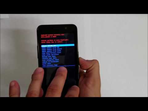 How To Reset ZTE Obsidian Z820 - Hard Reset and Soft Reset
