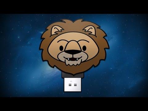 How to Create a Bootable Mac OS X Lion USB Flash Drive