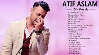 ATIF ASLAM Songs 2020 -  Best Of Atif Aslam 2020 - Latest Bollywood Romantic Songs Hindi Song
