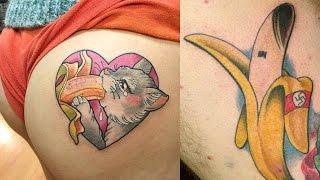 Worlds Worst Tattoos! #50