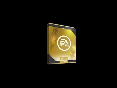 EA UFC 3 - Gold Token Exchange 3