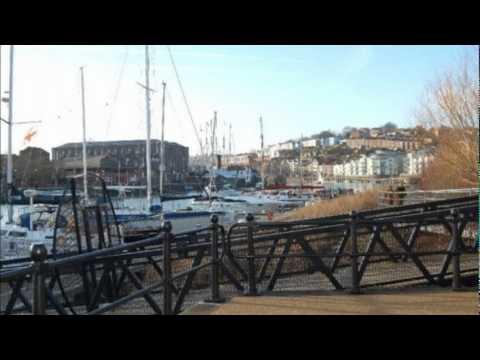 Bristol Harbourside & Central Bristol.wmv