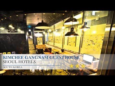 Kimchee Gangnam Guesthouse 3 Stars Hotel in Seoul ,South Korea