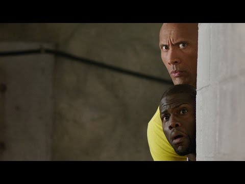 Central Intelligence - Official Teaser Trailer [HD]