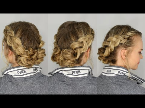 Dutch Braids and Messy Buns | Missy Sue