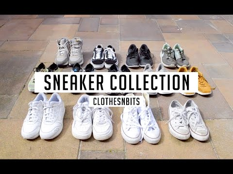 Sneaker Collection | clothesnbits