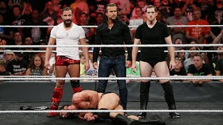 Superstars react to Adam Cole