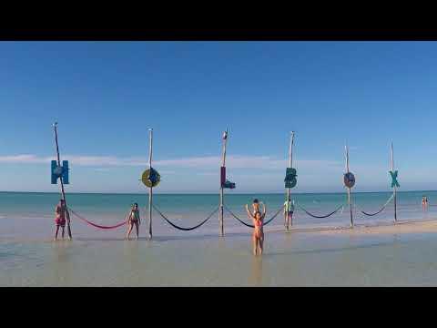 Mexico #1 Cancun ,Playa dal Carmen ,Isla Holbox ,Valladoid