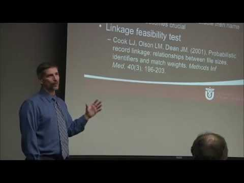 Epidemiologists' Forum: Probabilistic Data Linkage