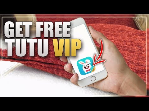 Get TUTU VIP For FREE! Working Method 2017 iOS 9/10/11.1.1