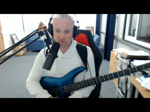 Harmonizing The Major Scale - Talkingbass Live Stream