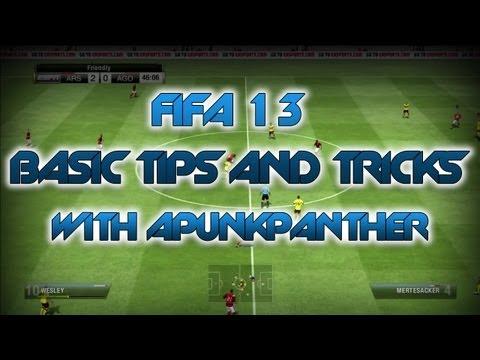 FIFA 13 Basic Tips and Tricks