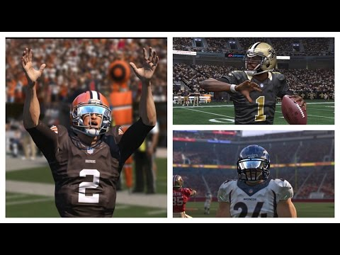 How to get Better at Madden 25 - Madden 25 Online Tips - How to Score on Madden