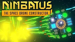 Nimbatus - New Cosmoteer? Amazing Space Ship Game - Nimbatus Gameplay