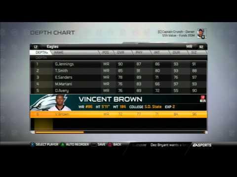 Madden 25 - Philadelphia Eagles Fantasy Draft Owner Mode (Epi. 1)