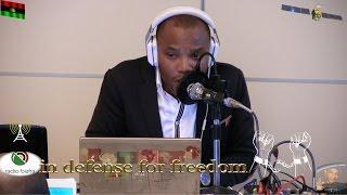 Nnamdi Kanu (Radio Biafra) Live from Zurich Pt 1, 07-7-2014