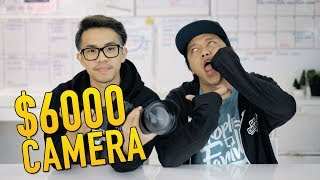 SONY A9 UNBOXING: TOO STRONG FOR YOUTUBE?
