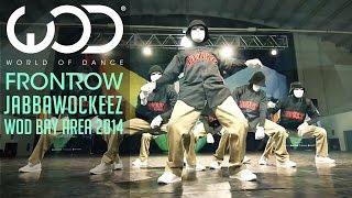 Jabbawockeez | FRONTROW | World of Dance #WODBay