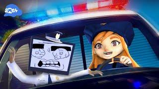 SMG4: Officer Meggy