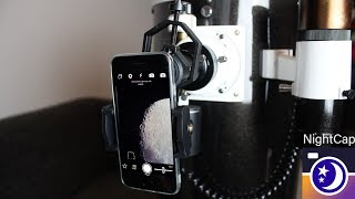 How to use your Smartphone to do Astrophotography (Moon &  Nebula)