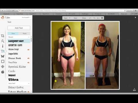 Beachbody Coach Tip - How To Make a Before and After Collage on PicMonkey
