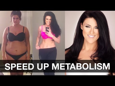 How To Speed Up Your Metabolism - Weight Loss Essentials