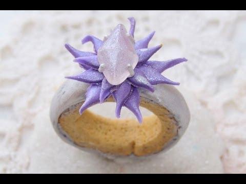 How to Make Sugar Diamonds from Isomalt