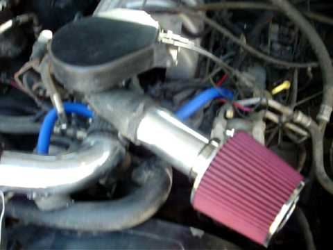 1987 f150 5.0L 302 cold air intake