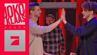 Mentalist Timon Krause schlagen: Get out of my brain   Spiel 2   Joko & Klaas gegen ProSieben