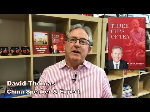 Three Cups of Tea: A 3 Step Guide to Doing Business in China