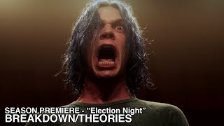 "AMERICAN HORROR STORY: CULT Season Premiere ""Election Night"" BREAKDOWN/THEORIES"
